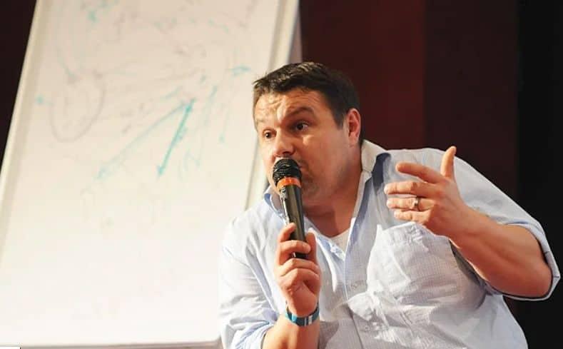 psycholog apsychoterapeut Pavel Rataj - Festival Psychologie.cz