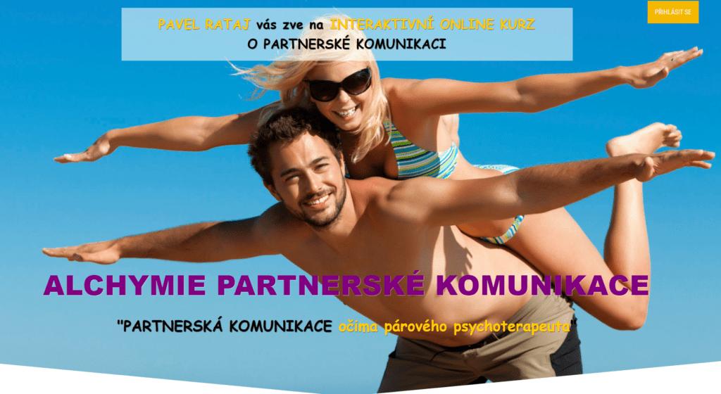 PARTNERSKÁ KOMUNIACE - ONLINE KURZ - Pavel Rataj