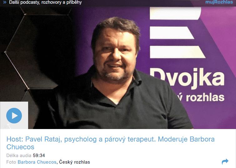 Pavel Rataj - párová terapie, párový terapeut, psychoterapie,